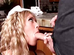 Slutty MILF Cheats On Her Hubby