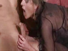 Mom and son great sex<br>