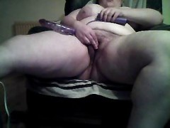 Hairy Fat Squirting Orgasm<br>