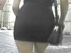 Dream girl - Public cum-walk