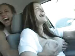 Danielle's tits being grabbed.. awesome