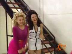 Fran Drescher The Nanny The Heather Biblow Story Part 2<br>