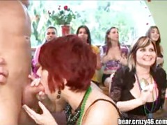 Blowjob Orgy On Party<br>