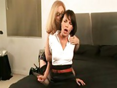 Dana dearmond and nina hartley