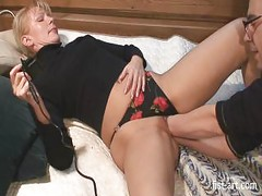 Fetish mature amateur milf