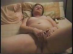 Mature Hairy Play
