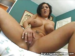 Asian Beauty Cums So Hard She
