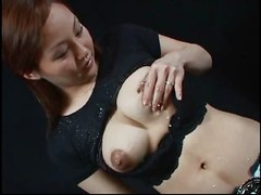 Milky Tits, dripping Nipples