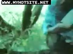 Garden Sex Video