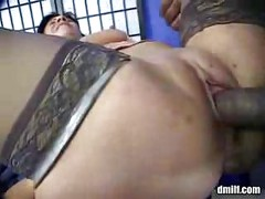 Skanky Mom Getting Thrashed - hot milf<br>