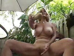 65 year old Granny Pornstar Photoshoot Video