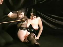 Bastinado and spanking