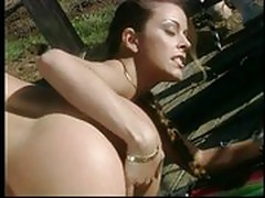 Sylvia Saint and Felicia Ride More Than Horses