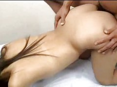Couple - Nice chinese girl is fucked and cummed