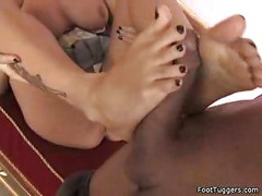 Feet For His Meat<br>