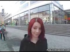 Public Invasion Ariel<br>