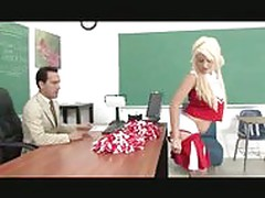 Tessa Taylor hot cheerleader