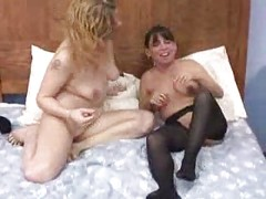 Mature Midget Vixen and Chastity 7x3