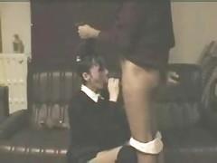Schoolgirl Cum To See Her