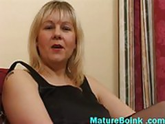 Big titted british housewife fucking  Part 1