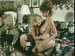 Christy Canyon Licks Some