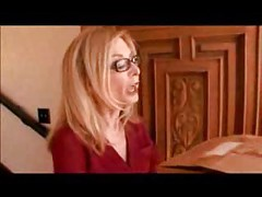 Hot MILF Nina Hartley Interracial<br>