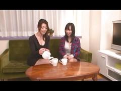 Japanese lesbian teacher