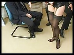 Jamie Office Sex Slut