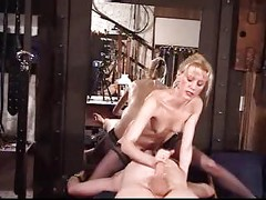 Domination blonde mother sexy