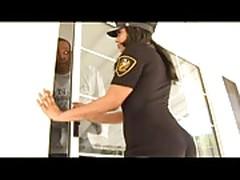 Mercedes santos- anal police