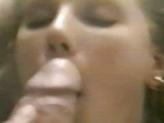 Housewife Kymmy receives a facial