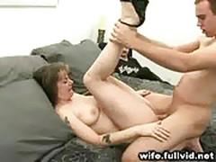 Housewife Deep Fuck