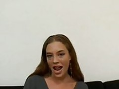 Ashley Gracie POV Casting Couch 7