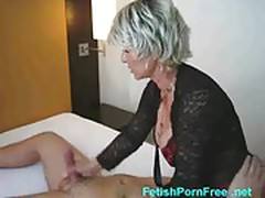 Big breasted housewife foot fetish