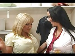 Angie Savage  Sophia Santi  Too Smoking Hot