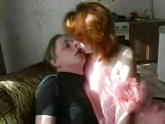 Hardcore Russian Mature Mom Son Home Sex<br>