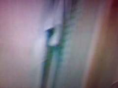 wife on spy cam