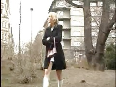 Girl in Public