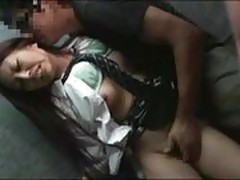 Schoolgirl abused in elevator
