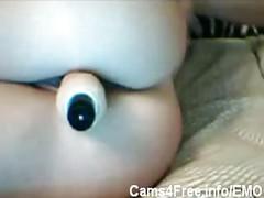 EMO Amazing Busty Goth