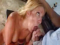 Mature Mom With Big Natural Tits ( amateur mother milf cumshot blonde olderwoman youngerman )<br>