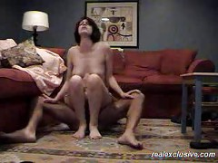 Deep anal fuck and anal orgasm for Lotte<br>