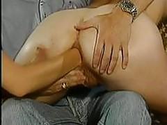 german anal fist