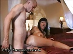 Mom demands dick in ass