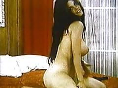 Vintage classic striptease