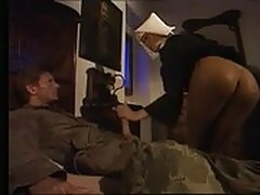 Fantasy - Nun Forced To Have Sex With Soldier