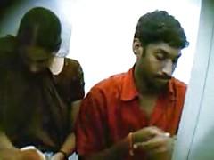 Indian teenage couple fucking