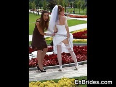 Real Brides So Naughty!<br>