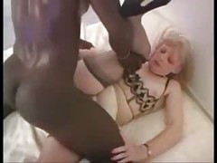Mature Blonde Wife Likes The