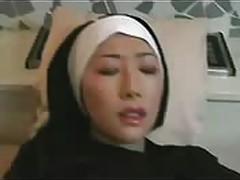 Sakura Sena In Kinky Nun Fuck # -by Sabinchen